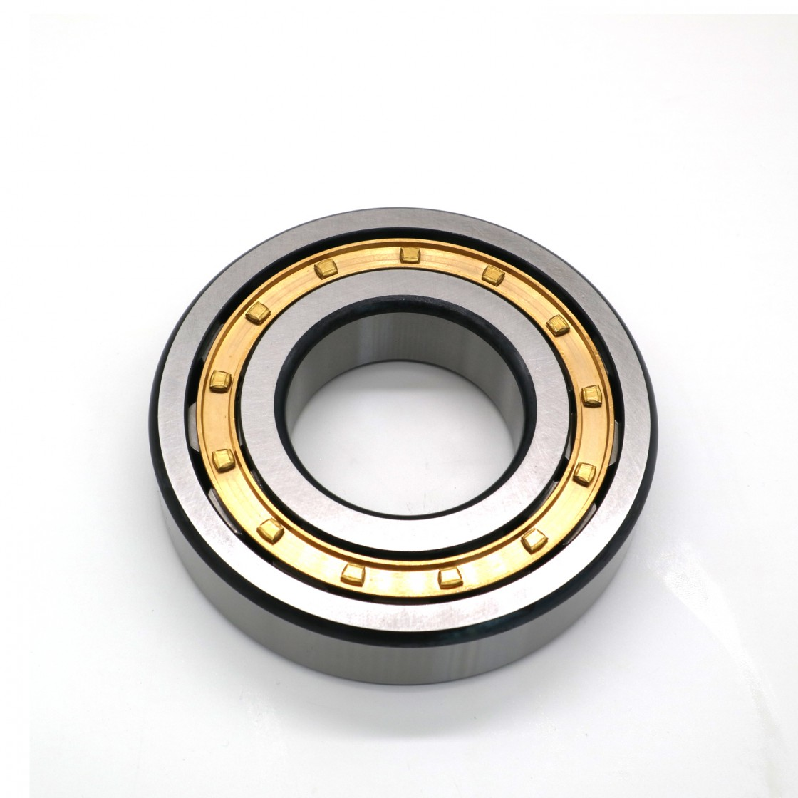 2.953 Inch | 75 Millimeter x 4.528 Inch | 115 Millimeter x 0.787 Inch | 20 Millimeter  CONSOLIDATED BEARING NJ-1015 M  Cylindrical Roller Bearings